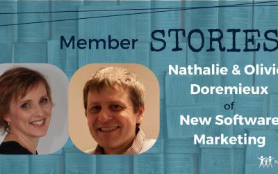 Member Story #3 – Nathalie & Olivier Doremeiux