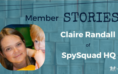 Member Story #4 – Claire Randall