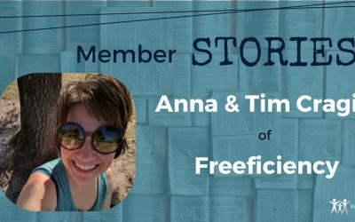Member Story #5 – Anna & Tim Cragin