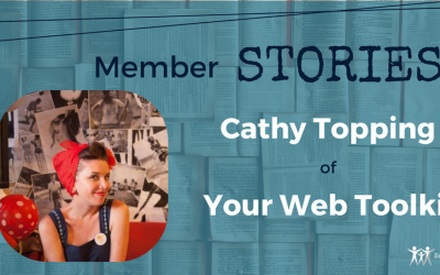 Member Story #6 – Cathy Topping