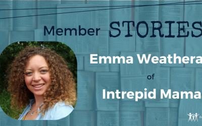 Member Story #7 – Emma Weatherall