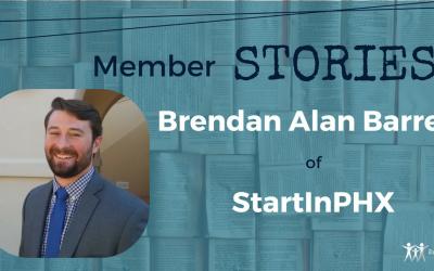 Member Story #8 – Brendan Alan Barrett