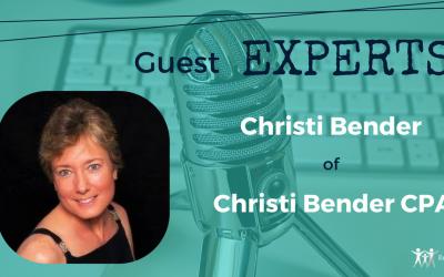 Guest Expert – Christi Bender