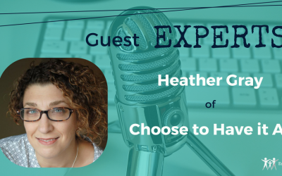Guest Expert – Heather Gray