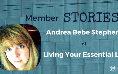 Member Story #10 – Andrea Stephens