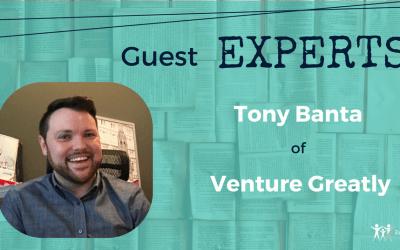 Guest Expert – Tony Banta