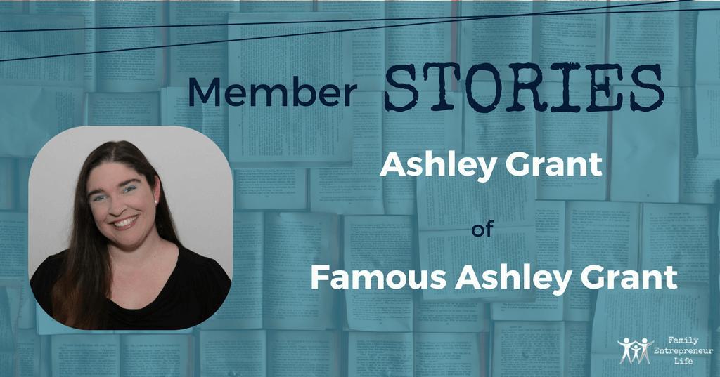 Member Story #11 – Ashley Grant