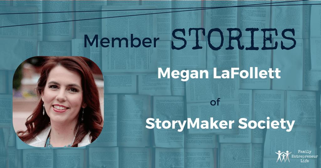 Member Story #13 – Megan LaFollett