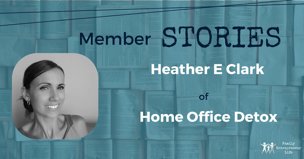 Member Stories #14 – Heather Clark