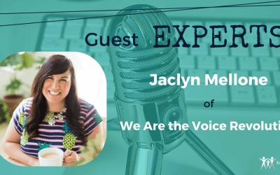 Guest Expert – Jaclyn Mellone