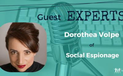 Guest Expert – Dorothea Bozicolona-Volpe