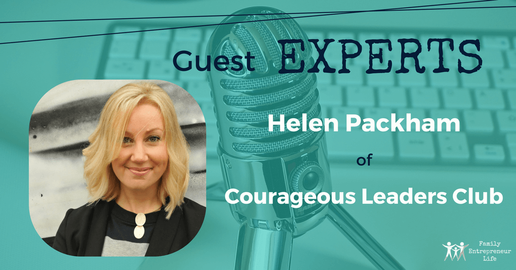 Guest Expert – Helen Packham