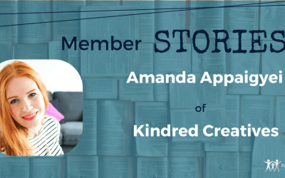 Member Stories #16 – Amanda Appaigyei
