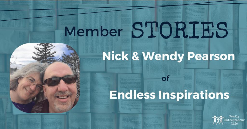 Member Stories #15 – Nick & Wendy Pearson