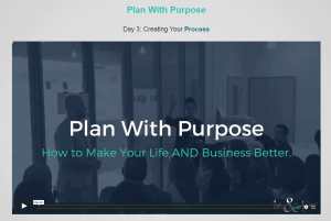 Plan With Purpose