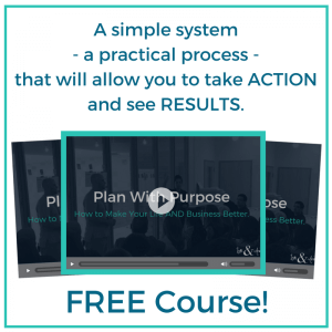Plan With Purpose Free Goal Setting Course