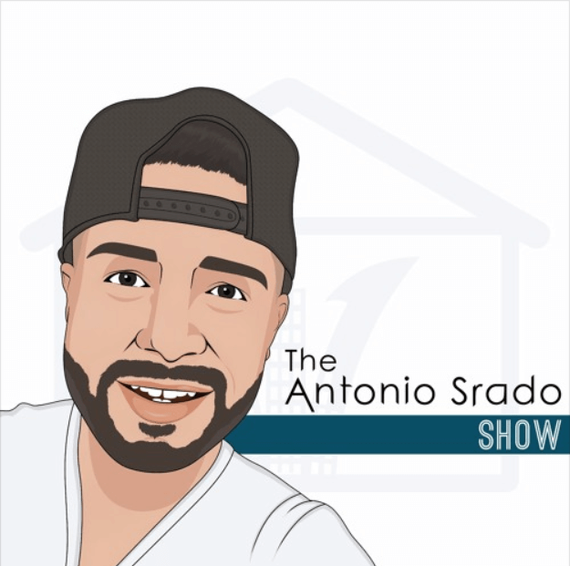 The Antonio Srado Show Cover