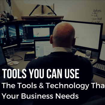 Resources – Tools You Can Use