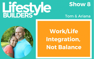 Work Life Integration, Not Balance