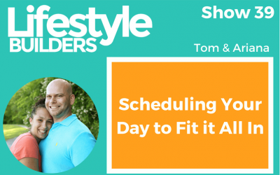 Scheduling Your Day to Fit it All In