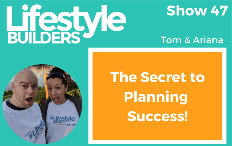 The Secret to Planning Success!