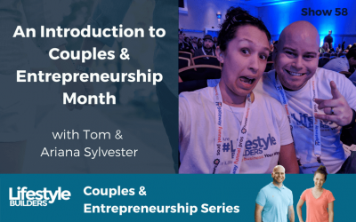 An Introduction to Couples & Entrepreneurship Month!