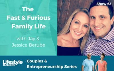 The Fast & Furious Family Life W/ Jay & Jessica Berube