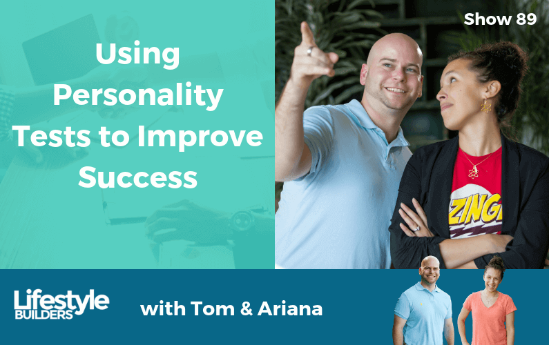 Using Personality Tests to Improve Success