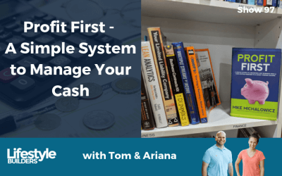 Profit First – A Simple System to Manage Your Cash