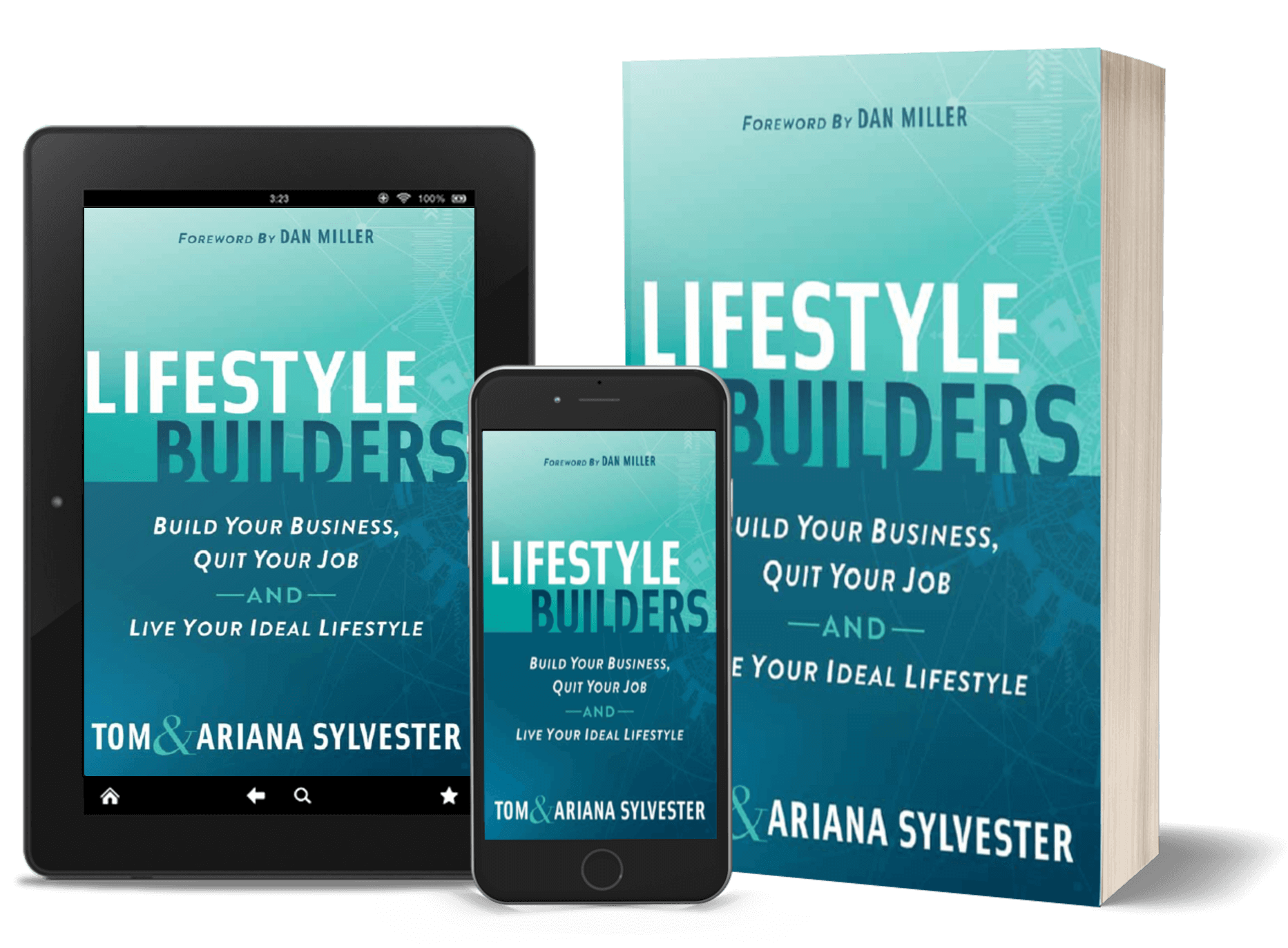 Lifestyle Builders Book
