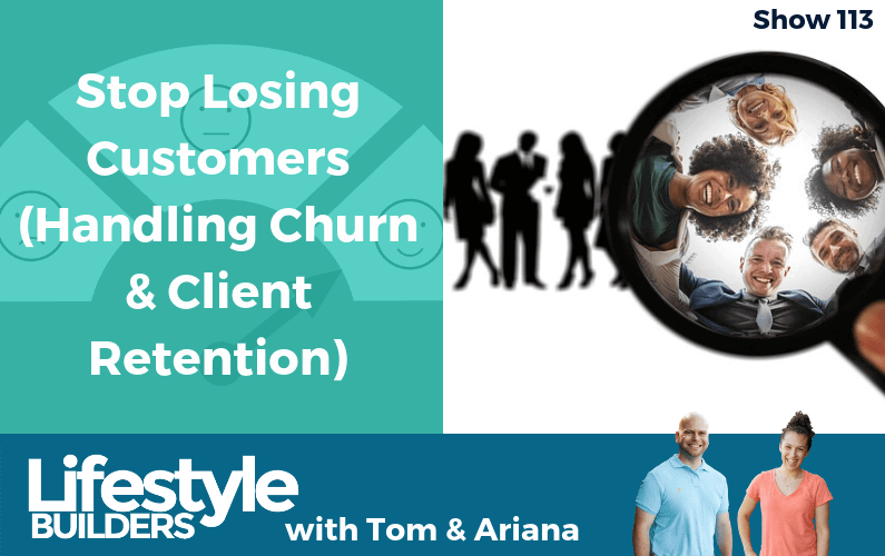 How to Stop Losing Customers