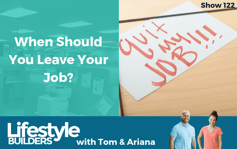 When Should You Leave Your Job?