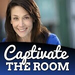 Captivate the Room Podcast Cover