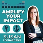 Amplify Your Impact Podcast Cover