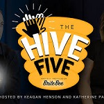 The Hive Five Podcast Cover